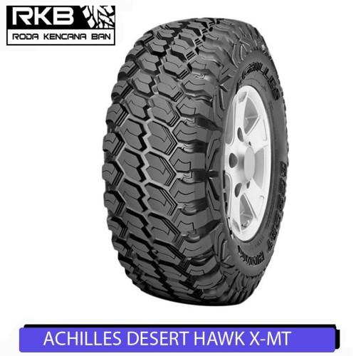 Foto Produk Ban Mobil Offroad - Achilles Desert Hawk X-MT 31 x 10.5 R15 dari Roda Kencana Ban Cimahi