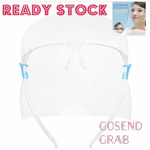 Foto Produk Face Shield / Kacamata FaceShield / Mask Kacamata / Visor Protection dari dapurtelorceplok