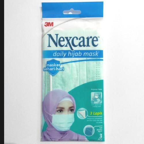 Foto Produk Masker NEXCARE HIJAB ISI 3PCS dari JAshop88