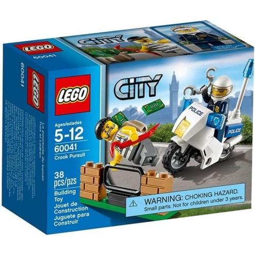 Foto Produk LEGO CITY 60041 - Crook Persuit dari Science Kid Toys