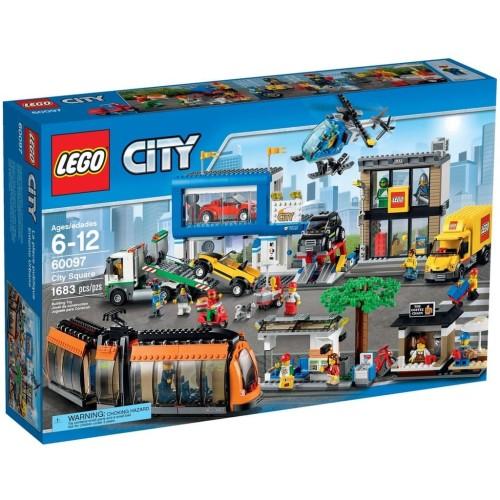 Foto Produk LEGO 60097 - City Square dari Science Kid Toys