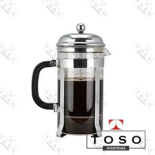 Foto Produk Florenza Coffee Tea Plunger French Press 3cup 350ml Fiorenza dari Toso Official