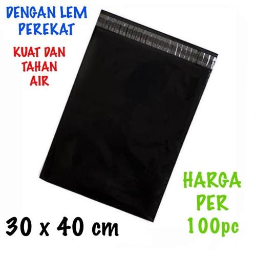 Foto Produk Kantong plastik online amplop plastik online polymailer +lem uk 30x40 dari juragan kado