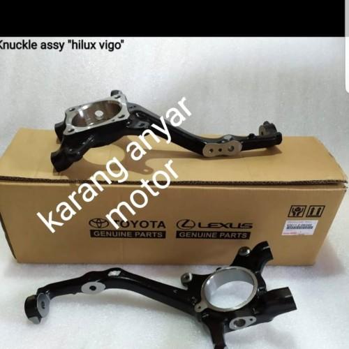 Foto Produk knuckle assy fortuner diesel-hilux vigo ori thailand dari karang anyar motor