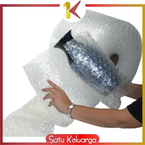 Foto Produk SK Tambahan packing Bubble Wrap agar paket lebih aman dan safety dari Satukeluarga