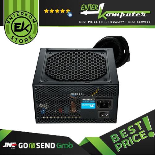 Foto Produk Seasonic S12III-500 500W - 80+ Bronze Certified Retail Box / PSU 500W dari Enter Komputer Official