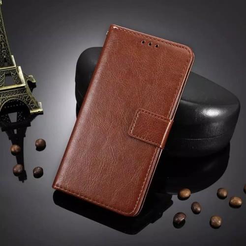 Foto Produk Standing Case VIVO Y30 Sarung magnetic Dompet lipat leather dari Income Acc