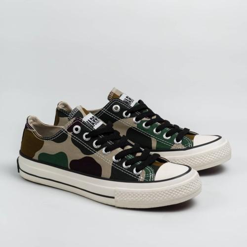 Foto Produk Sepatu Warrior Low Army dari sepatu kodachi