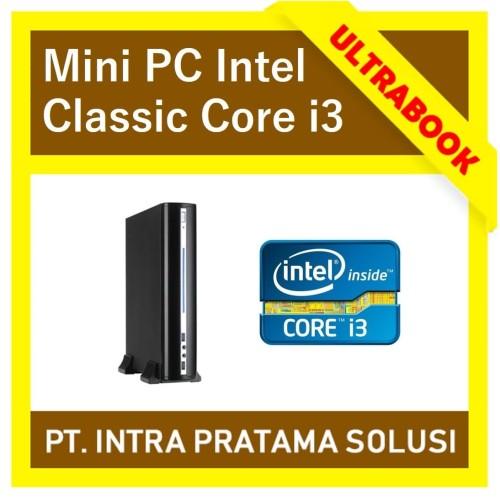 Foto Produk MINI PC INTEL CLASSIC (CORE i3 / RAM 4GB) - FOR OFFICE NEEDS - SSD 120GB dari PT. Intra Pratama Solusi