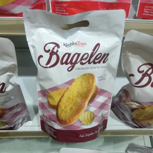Foto Produk Kartika Toast Bagelen Butter 10@18g dari cubeecubee