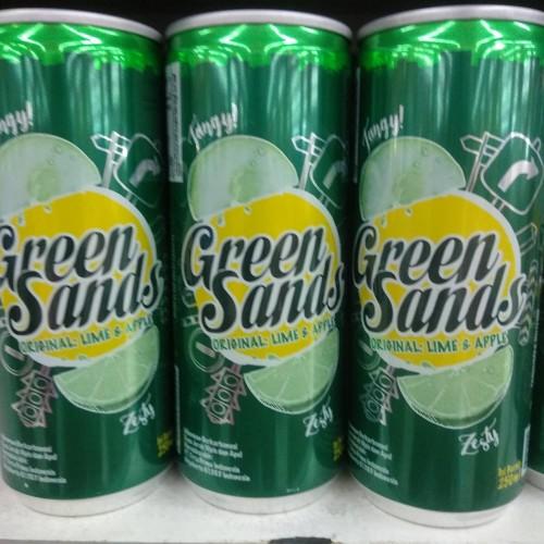 Foto Produk Green Sands Original 250ml dari cubeecubee