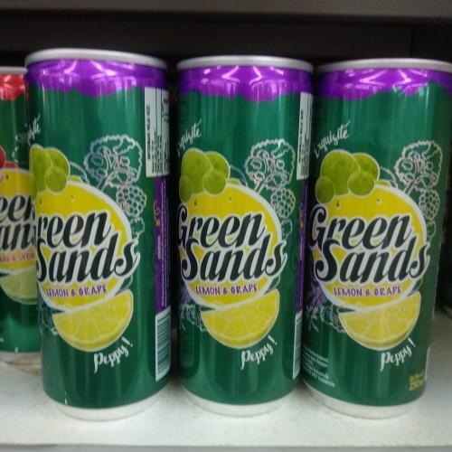 Foto Produk Green Sands Lemon & Grape 250ml dari cubeecubee