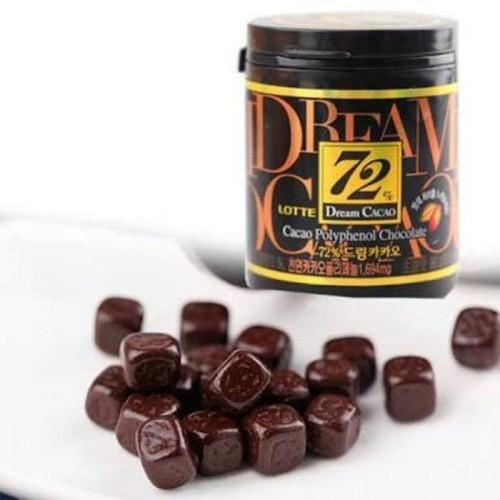 Foto Produk Lotte Dream Cacao 72 / Cokelat korea dari phinphin_shop