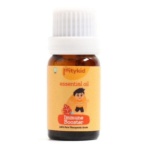 Foto Produk Pitykid Essential oil Immune Booster Pure minyak essensial dari Pity Kid Essential Oil