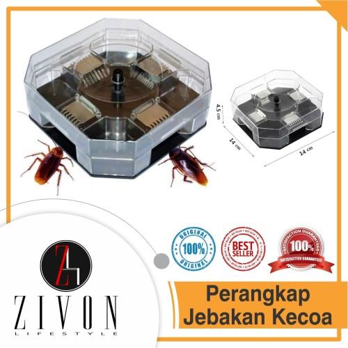 Foto Produk Perangkap Kecoa Jebakan Serangga Hama Penangkap Trap Pest Control ZH34 dari ZIVON HOME DECOR