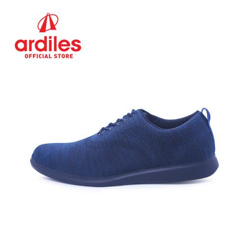 Foto Produk Ardiles Men Filotes Sepatu Sneakres - Biru Navy - Biru Navy, 43 dari Ardiles Official Store