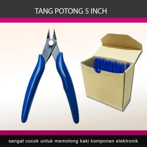 Foto Produk Tang Potong TNI-U 5 inch dari Toko Mitra Abadi