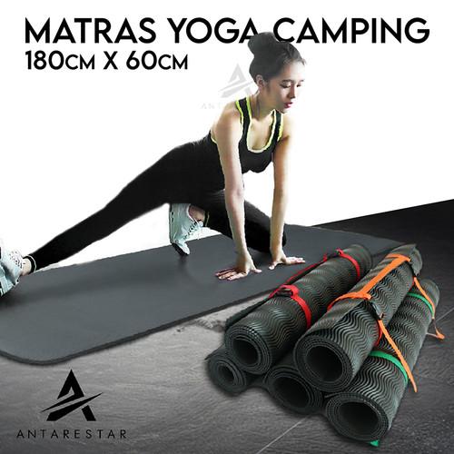 Foto Produk Matras Yoga / Alas Yoga / Matras Camping Outdoor Murah Berkualitas dari Antares Star