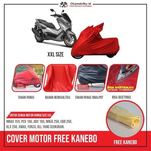 Foto Produk COVER MOTOR YAMAHA XMAX ANTI AIR 70% MURAH BERKUALITAS - Biru dari Otomotifku Official