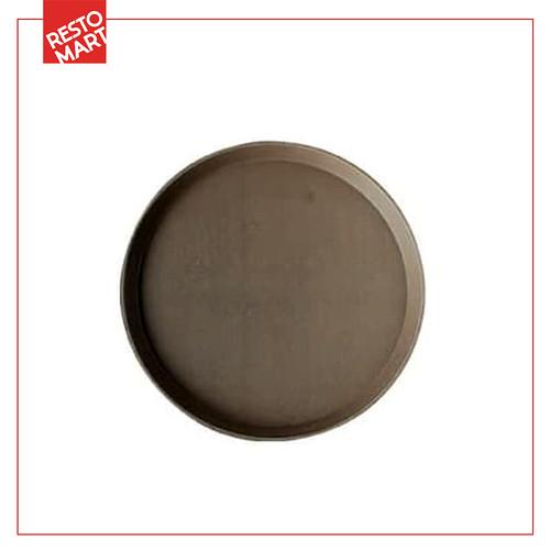 Foto Produk Nampan Plastik Anti Slip Bulat RESTOMART (2037016) - 1 pcs dari Restomart Official Store