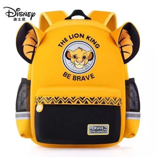 Foto Produk Tas Ransel Anak Lion King/Tas Sekolah Cowok/Tas Anak Murah/Tas Anak - Kuning dari Tas Sekolah Laris