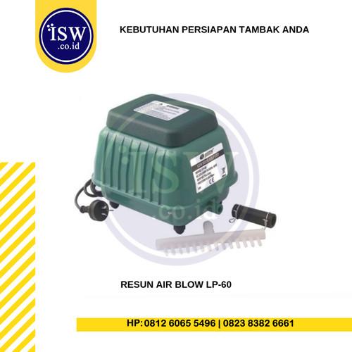 Foto Produk Resun Air Blow / Pompa Udara LP 60 Blower Tambak dari PT. Indah Sari Windu