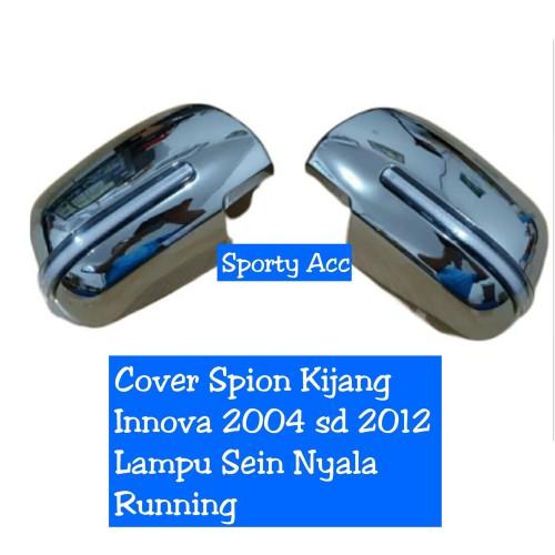 Foto Produk Cover Spion Innova & Fortuner Lampu sein Running dari sporty variasi mobil