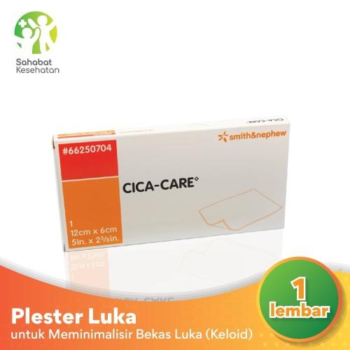 Foto Produk CICA CARE 12cm x 6cm - Menghilangkan Bekas Luka & Keloid dari Sahabat Kesehatan
