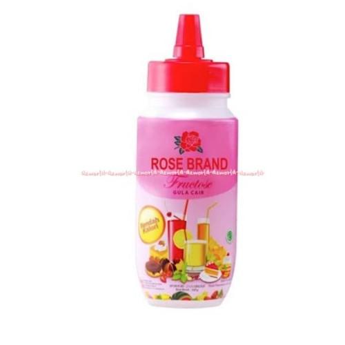Foto Produk Rose Brand Fructose Gula Cair Rendah Kalori Rosebrand Siap Pakai 500ml dari DZ-world