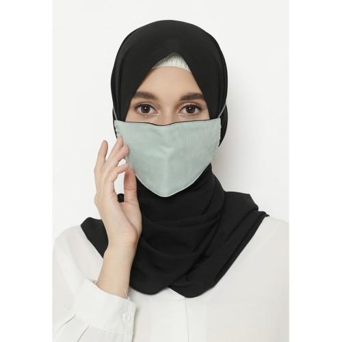 Foto Produk Heaven Sent - Masker Hijab Non Medis Afiya Mint dari Heaven Sent Official