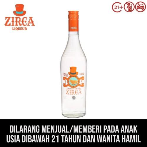 Foto Produk Zirca Liqueur Triple Sec dari kawan minum
