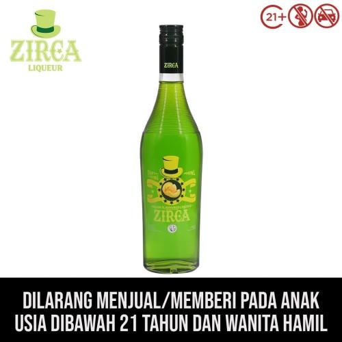 Foto Produk Zirca Liqueur Melon dari kawan minum