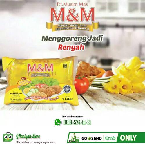 Foto Produk Minyak goreng MM 1 liter dari ghaniyah-store