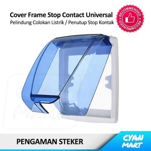 Foto Produk Pengaman Stop Kontak Listrik Penutup Colokan Listrik Cover Steker dari CyanMart