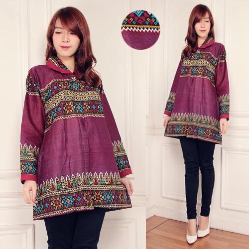 Foto Produk SALE Atasan Serlita Blouse Batik dari Angelsammy shop