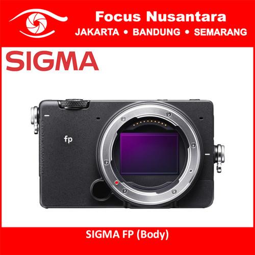 Foto Produk SIGMA FP Body Only dari Focus Nusantara