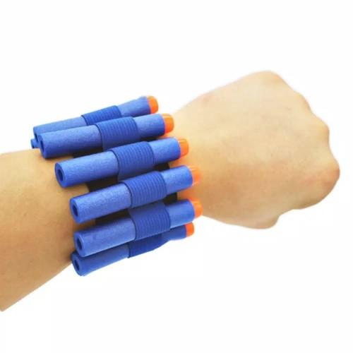 Foto Produk Wrist Strap Band / Gelang Peluru Nerf / Dart dari toys village