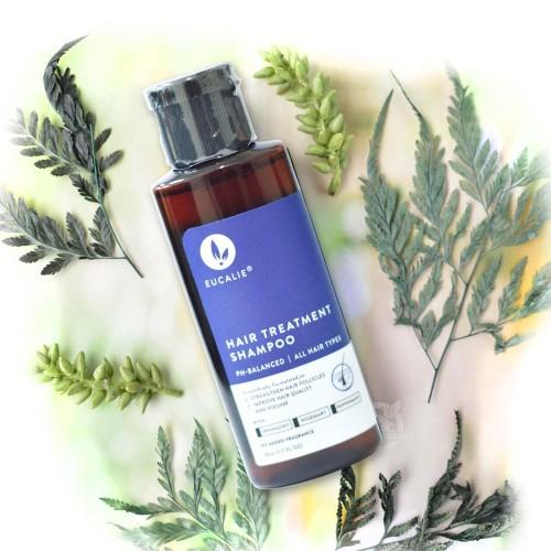 Foto Produk Eucalie Organic Hair Growth / Hair Loss Treatment Shampoo 50 Ml dari House Of Organix
