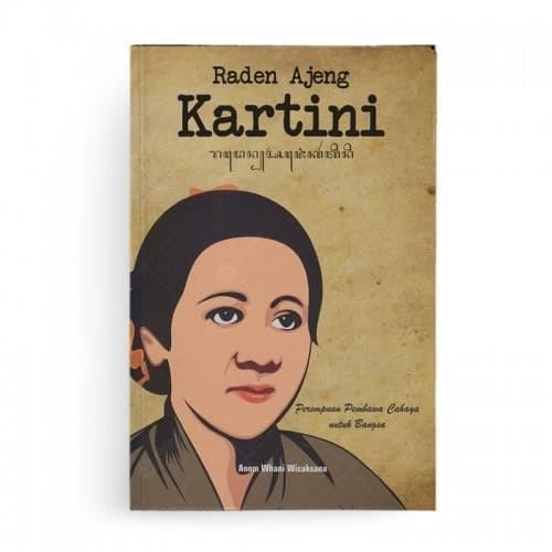 Foto Produk Raden Ajeng Kartini Perempuan Pembawa Cahaya untuk Bangsa dari Berdikari Book