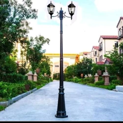 Jual Lampu Taman Tiang Tinggi Lampu Outdoor 2 25 Meter 2 Cabang Kota Tangerang Jrlighting Tokopedia