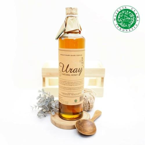 Foto Produk madu uray besar 640ml dari herbal lestari