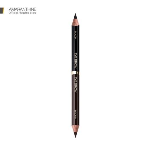 Foto Produk Amaranthine Eyebrow Pencil Black and Brown dari AmaranthineOfficial