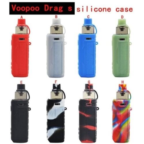 Foto Produk Siilicone Rubber Case Casing Silicone Vopoo Drag S Mod Pod dari Tamy Shop