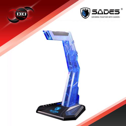 Foto Produk Sades Headset Stand / Craddle dari COC Komputer