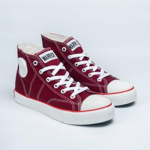 Foto Produk Sepatu Warrior Classic Maroon / Marun dari sepatu kodachi