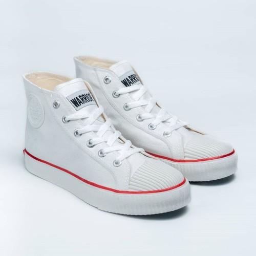 Foto Produk Sepatu Warrior Classic High Putih dari sepatu kodachi