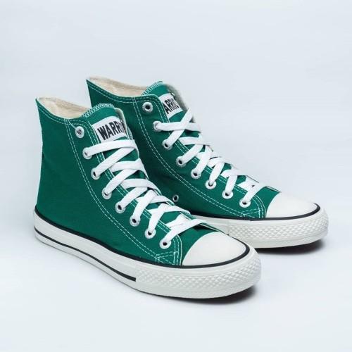 Foto Produk Sepatu Warrior Sparta HC Green / Hijau dari sepatu kodachi