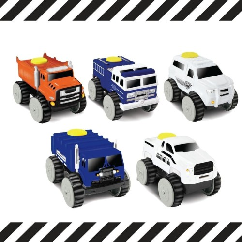 Foto Produk Happy Truck Mobil 4 Wheel Drive - Mainan Mobilan Anak dari Acosta Official
