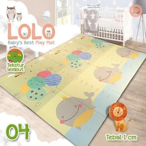 Foto Produk Karpet LOLO Playmat Anak 150X200 KODE 04 dari Martha Karpet Indonesia
