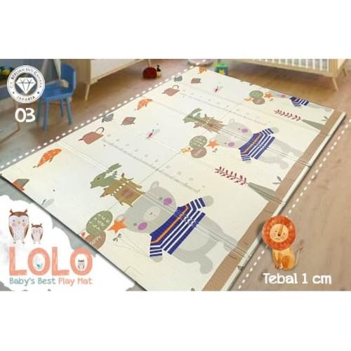 Foto Produk Karpet LOLO Playmat Anak 150X200 KODE 03 dari Martha Karpet Indonesia